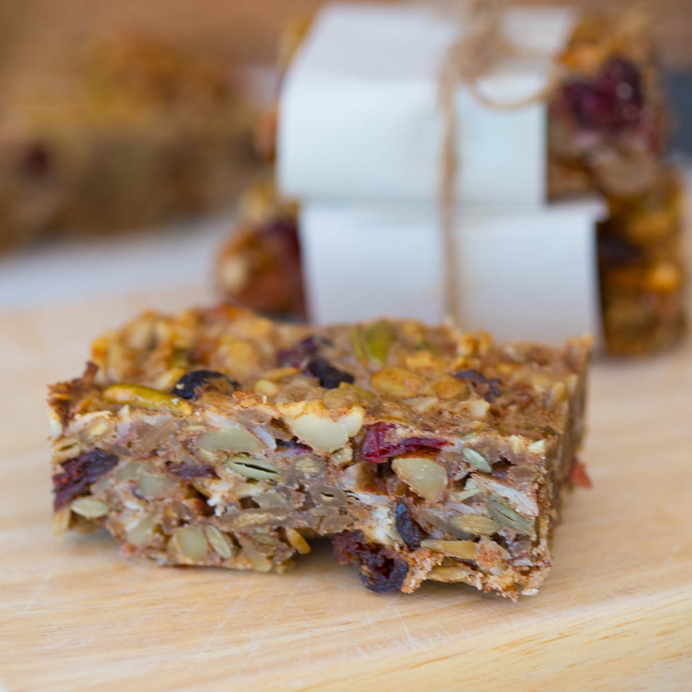 Caveman Bar Website : Caveman crunch bars � civilized cooking creations