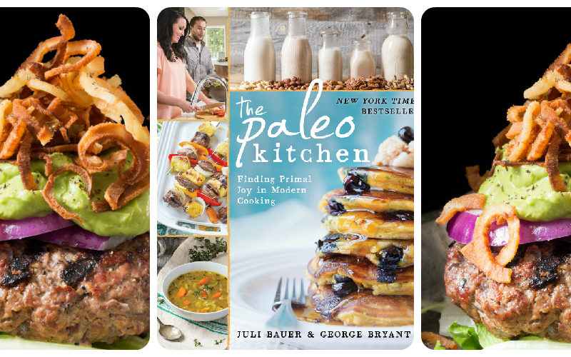 Best Burger Recipe From The Paleo Kitchen