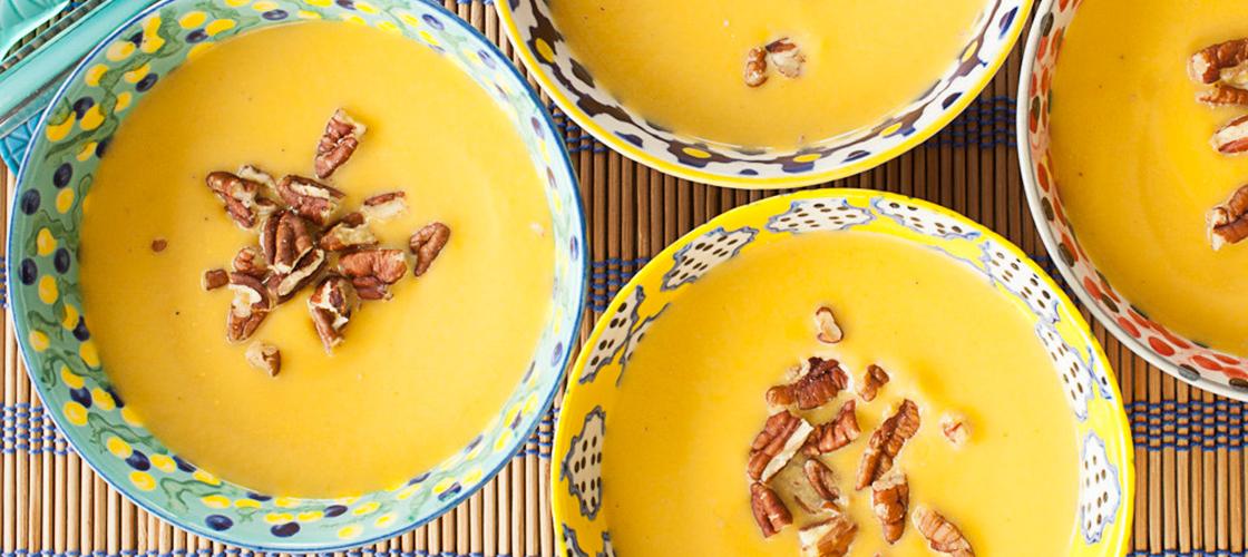 Healthy Butternut Squash Bisque Recipe - Civilized Caveman